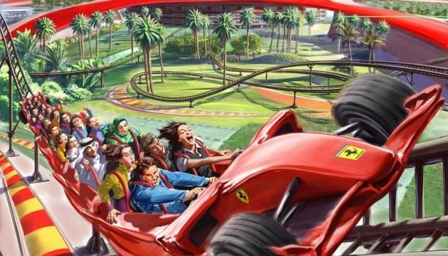 В Іспанії відкриється парк розваг Ferrari