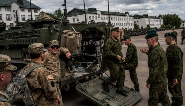 США провели секретні навчання в Німеччині через можливу загрозу з боку РФ