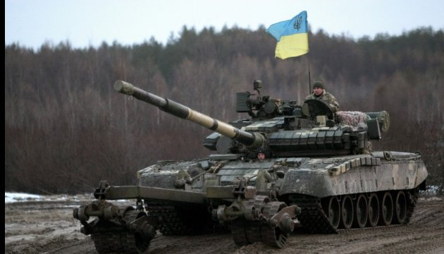 ATO forces ready to return tanks to frontline at any time – Lysenko