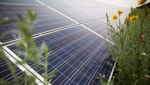 Construction of solar power plant completed in Ivano-Frankivsk region