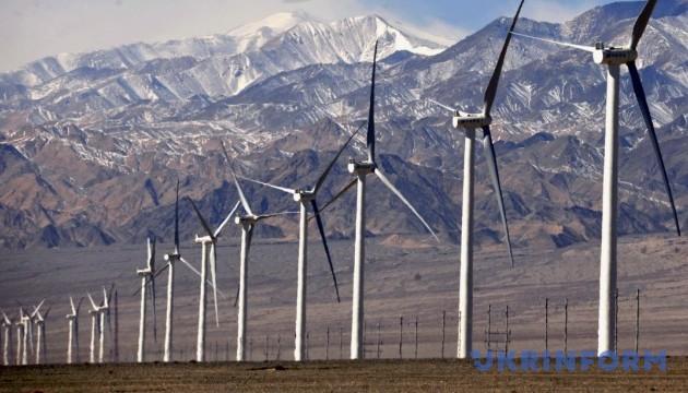 Турки побудують вітрову електростанцію в Карпатах