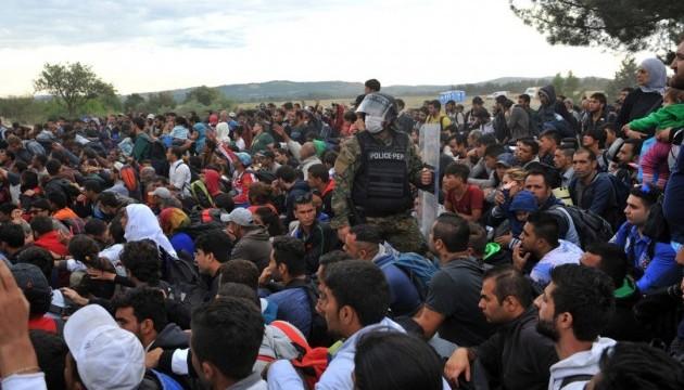 Турецький прем'єр попередив Європу про нову хвилю біженців