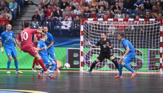 Серби обіграли словенців на старті домашнього Євро-2016 з футзалу