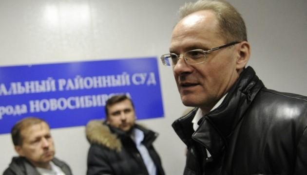 У екс-губернатора Новосибірської області - обшук