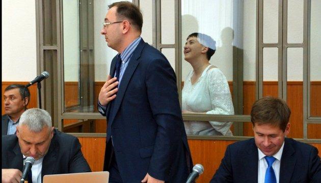 Якщо Савченко стане гірше, допомогти їй у СІЗО не зможуть - Полозов