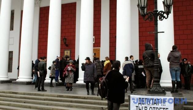 В Одессе проверили информацию о заминировании объектов: взрывчатку не нашли