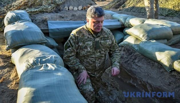 Позиція розкидання українськими землями неприйнятна - Порошенко