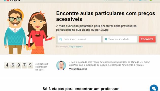 Освітній стартап Preply починає працювати в Бразилії