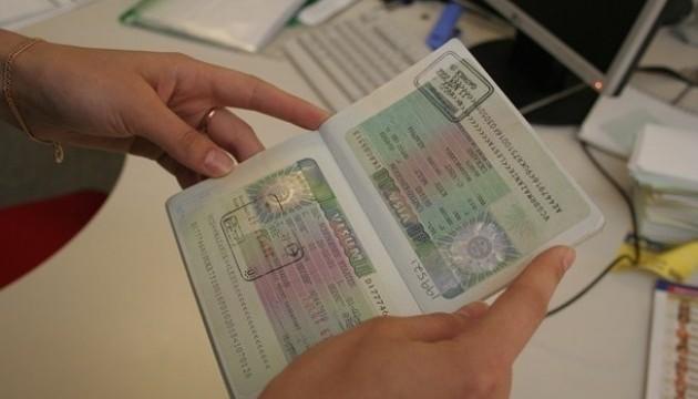 В прошлом году Чехия выдала украинцам почти 66 тысяч виз