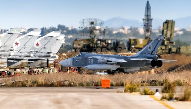 Россия в Сирии отрабатывает использование ядерного оружия - Турчинов