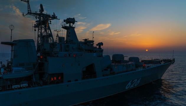Блекаут відрізав від електрики російський флот в окупованому Криму