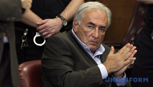Екс-голова МВФ Стросс-Кан увійшов до ради українського банку