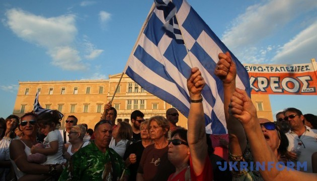 Греція страйкує: паралізований транспорт