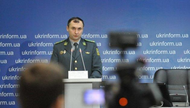 Захоплених ФСБ українських прикордонників