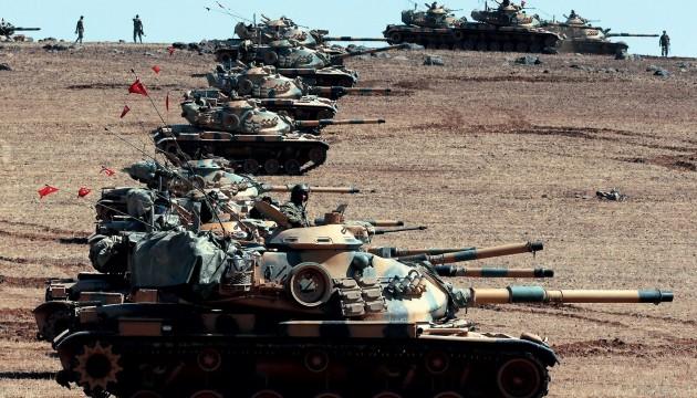 Москва звинуватила Анкару у підготовці вторгнення до Сирії