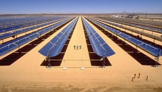 Немецкие компании построят в Тростянце мощную солнечную электростанцию