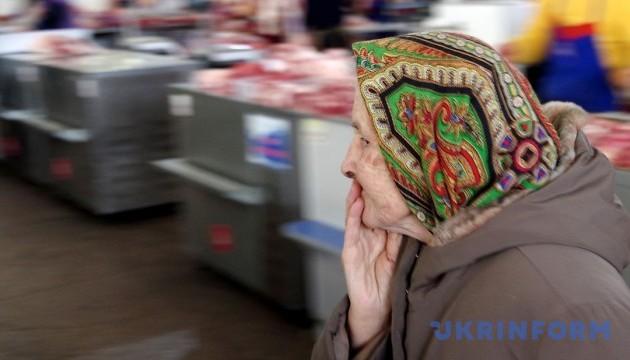 Торік українці витрачали на їжу понад третину коштів - Держстат