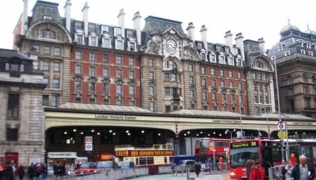 У Лондоні евакуювали вокзал
