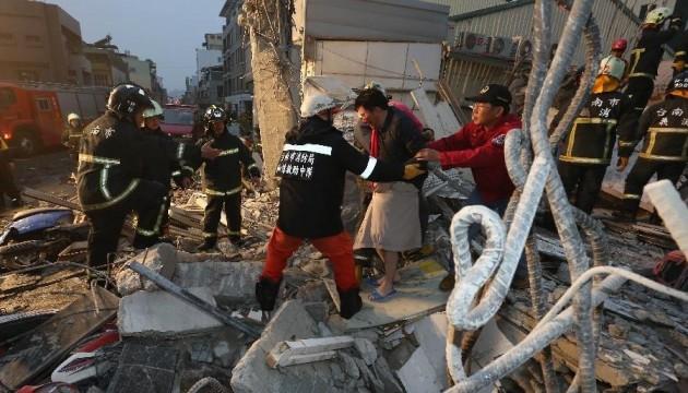 Землетрус на Тайвані: кількість жертв зросла до 7