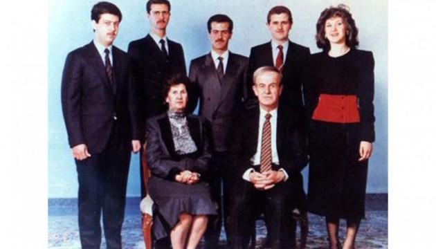Померла мати Башара Асада