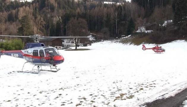 В австрійських Альпах загинули громадяни Німеччини