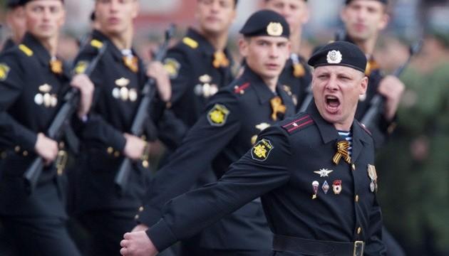 В Донецьк привезли переодягнених російських морпіхів
