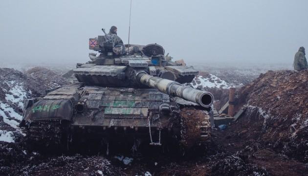 АТО: боевики из танков обстреляли Широкино