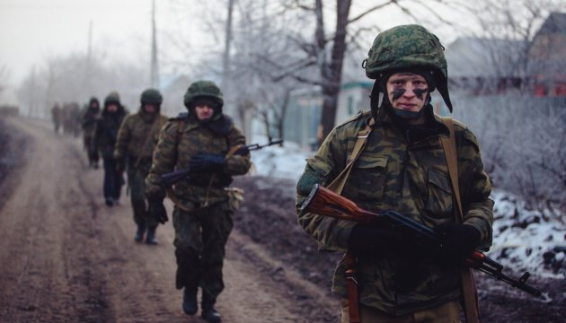 Militants launch 52 attacks on Ukrainian troops