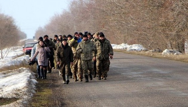 Бійці 53-ї йдуть на Миколаїв: нема їжі, ніде спати і помитися