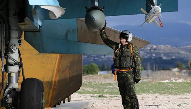 Росія перекинула до Сирії додаткові сили ударної авіації - ЗМІ
