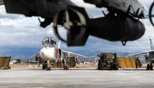 Первая группа самолетов РФ вылетела из Сирии