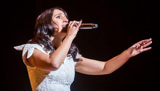 Джамала в захваті від конкурентів на Євробаченні