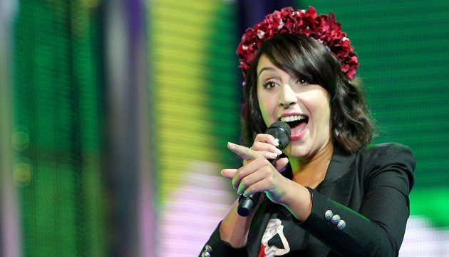 Singer Jamala invited to participate in Prague festival condemning annexation of Crimea