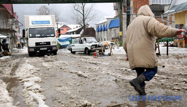Погода:  у суботу в Україні подекуди дощі