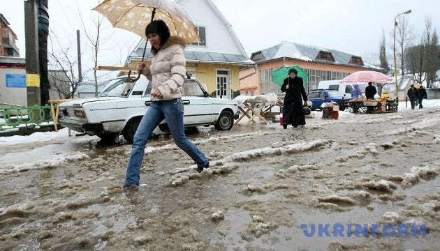 Украинцам на Рождество обещают до +10° и дождь