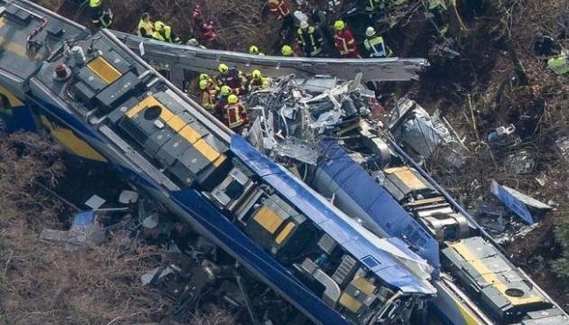 Столкновение поездов в Баварии: прокуратура открыла дело на диспетчера