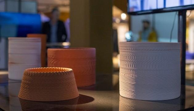 3D-друк записав звук на глину