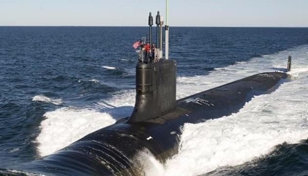 США ввели в експлуатацію новий атомний підводний човен USS Vermont