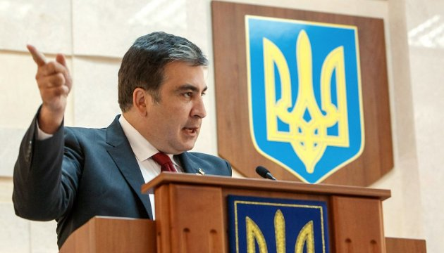 Poroshenko's press secretary refutes resignation of Saakashvili