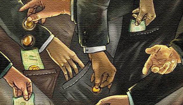 """Антикорупційна війна у форматі """"всі проти всіх"""""""