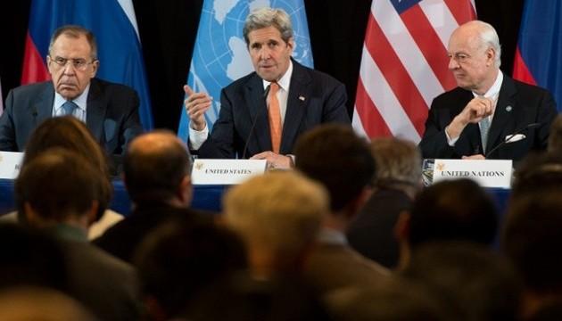 В Мюнхене достигнуто соглашение о прекращении боевых действий в Сирии