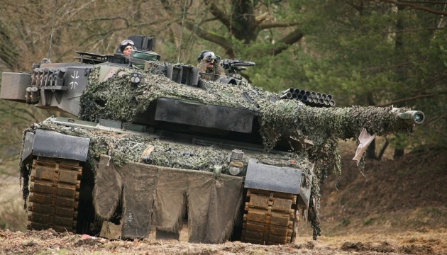 Німеччина збільшить витрати на оборону