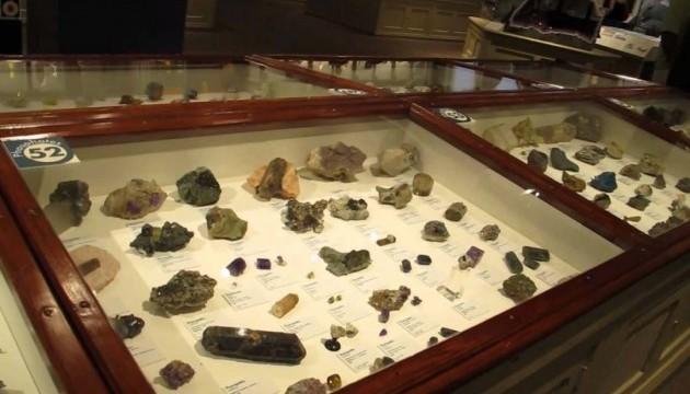 Вчені приготували новий список найрідкісніших мінералів