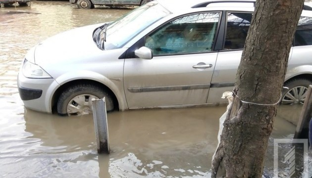 В Одесі «поплив» Привоз