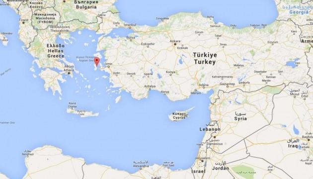 На греческих островах закончили второй из пяти центров для беженцев