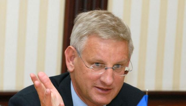 Більдт розповів про «вражаючу» роботу уряду Яценюка