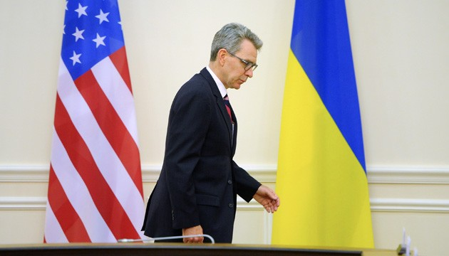 Kasko's resignation is a blow to the progress of reforms in Ukraine – Pyatt