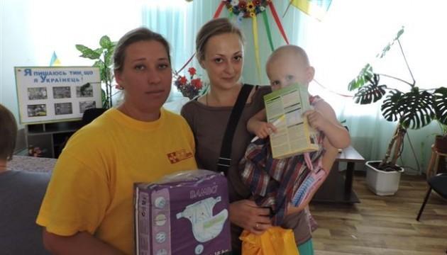 Звіт про виконання Програми Уряду Німеччини «Заходи щодо надання гуманітарної допомоги в Україні»
