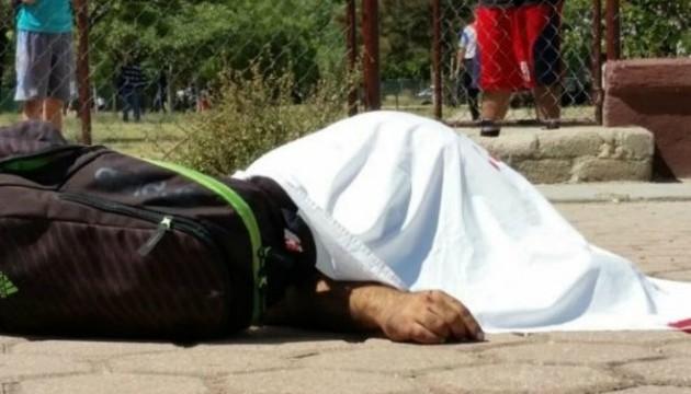 Футбольного арбитра в Аргентине застрелил удаленный с поля игрок