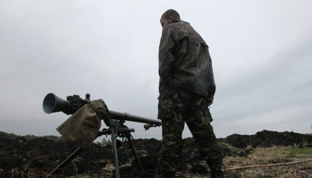 Militants shell Ukrainian troops 47 times over past day